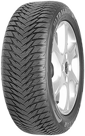 GoodYear Ultra Grip 8 195/55 R16 87H