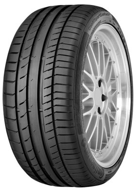 Continental ContiSportContact 5 225/50 R17 94W Runflat