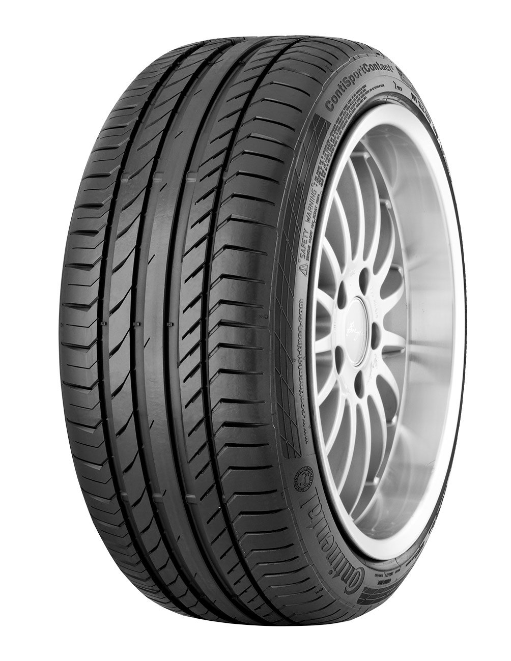 Continental ContiSportContact 5 SUV 255/55 R18 105W