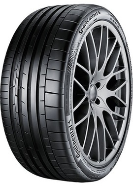 Continental ContiSportContact 6 245/35 R20 95Y Runflat